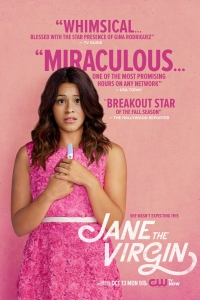 Сериал Девственница Джейн/Jane the Virgin  3 сезон онлайн