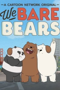 Сериал Мы обычные медведи/We Bare Bears  3 сезон онлайн