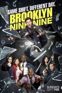Сериал Бруклин 9-9/Brooklyn Nine-Nine  3 сезон онлайн