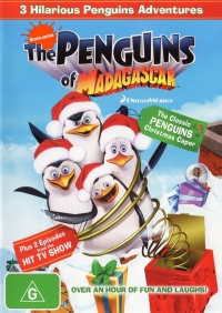 Сериал Пингвины из Мадагаскара/The Penguins of Madagascar  1 сезон онлайн