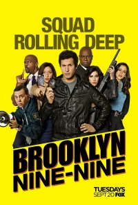 Сериал Бруклин 9-9/Brooklyn Nine-Nine  4 сезон онлайн