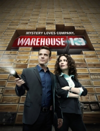 Сериал Хранилище 13/Warehouse 13  1 сезон онлайн