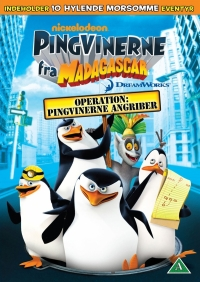 Сериал Пингвины из Мадагаскара/The Penguins of Madagascar  3 сезон онлайн