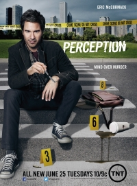 Сериал Восприятие/Perception  2 сезон онлайн