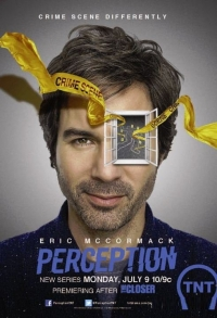 Сериал Восприятие/Perception  3 сезон онлайн