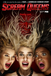 Сериал Королевы крика/Scream Queens  1 сезон онлайн
