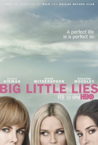Сериал Большая маленькая ложь/Big Little Lies онлайн