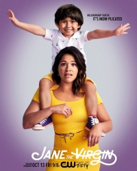 Сериал Девственница Джейн/Jane the Virgin  4 сезон онлайн