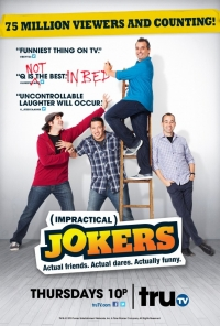 Сериал Невозможные шутники/Impractical Jokers  7 сезон онлайн