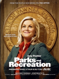 Сериал Парки и зоны отдыха/Parks and Recreation  3 сезон онлайн