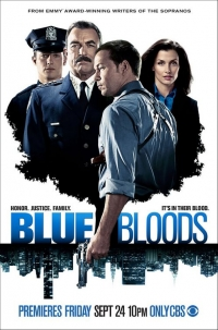 Сериал Голубая кровь/Blue Bloods  3 сезон онлайн