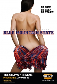Сериал Штат голубая гора/Blue Mountain State  1 сезон онлайн