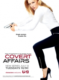 Сериал Тайные связи/Covert Affairs  1 сезон онлайн