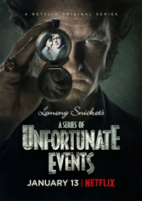 Сериал Лемони Сникет: 33 несчастья/A Series of Unfortunate Events  1 сезон онлайн