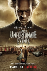 Сериал Лемони Сникет: 33 несчастья/A Series of Unfortunate Events  2 сезон онлайн