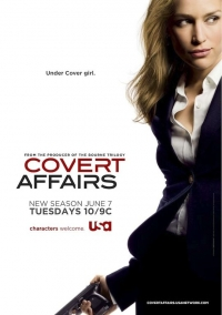 Сериал Тайные связи/Covert Affairs  2 сезон онлайн