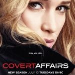 Сериал Тайные связи/Covert Affairs  3 сезон онлайн