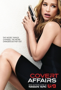 Сериал Тайные связи/Covert Affairs  4 сезон онлайн