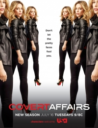 Сериал Тайные связи/Covert Affairs  5 сезон онлайн
