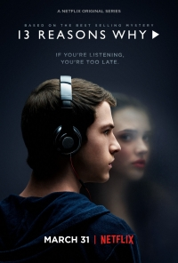 Сериал 13 причин, почему/Thirteen Reasons Why  1 сезон онлайн