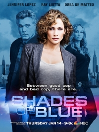 Сериал Оттенки синего/Shades of Blue  2 сезон онлайн