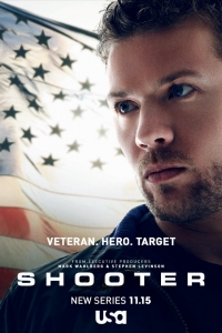 Сериал Стрелок (2016)/Shooter  1 сезон онлайн