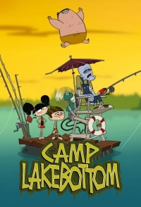 Сериал Лагерь Озерное Дно/Camp Lakebottom  1 сезон онлайн