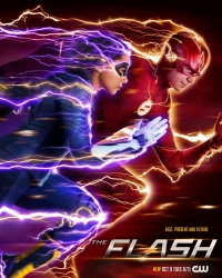 Сериал Флэш/The Flash  5 сезон онлайн