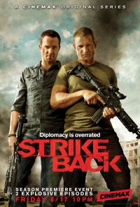 Сериал Ответный удар/Strike Back  1 сезон онлайн