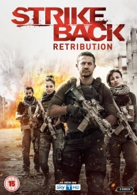 Сериал Ответный удар/Strike Back  6 сезон онлайн