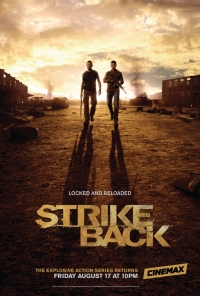 Сериал Ответный удар/Strike Back  2 сезон онлайн