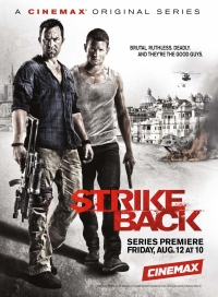 Сериал Ответный удар/Strike Back  3 сезон онлайн