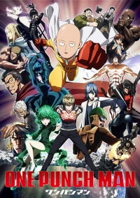 Сериал Ванпанчмен/One Punch Man  1 сезон онлайн