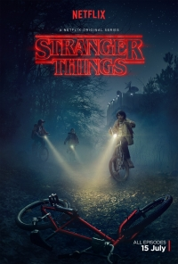 Сериал Очень странные дела/Stranger Things  1 сезон онлайн