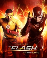 Сериал Флэш/The Flash  3 сезон онлайн