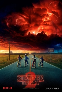 Сериал Очень странные дела/Stranger Things  2 сезон онлайн