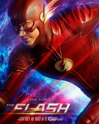 Сериал Флэш/The Flash  4 сезон онлайн
