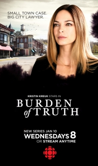 Сериал Бремя истины/Burden of Truth  1 сезон онлайн