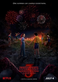 Сериал Очень странные дела/Stranger Things  3 сезон онлайн