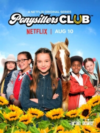 Сериал Клуб понинянек/Ponysitters Club  2 сезон онлайн