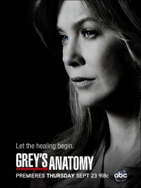 Сериал Анатомия страсти/Grey's Anatomy  9 сезон онлайн
