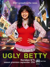 Сериал Дурнушка/Ugly Betty  3 сезон онлайн