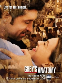Сериал Анатомия страсти/Grey's Anatomy  10 сезон онлайн