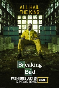 Сериал Во все тяжкие/Breaking Bad  3 сезон онлайн