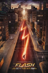 Сериал Флэш/The Flash  1 сезон онлайн