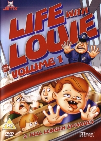 Сериал Жизнь с Луи/Life with Louie  3 сезон онлайн