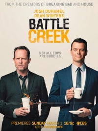 Сериал Батл Крик/Battle Creek  1 сезон онлайн
