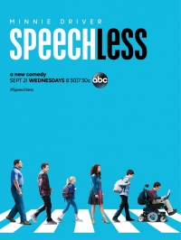 Сериал Просто нет слов/Speechless  1 сезон онлайн