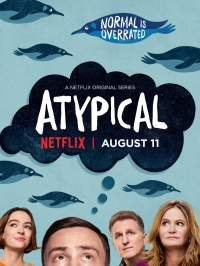 Сериал Нетипичный/Atypical  1 сезон онлайн