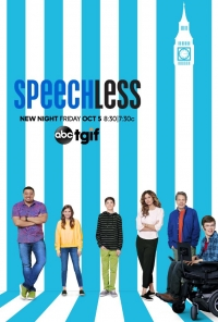 Сериал Просто нет слов/Speechless  3 сезон онлайн